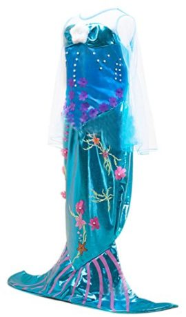 Eyekepper-Little-Girls-Mermaid-Costume-Halloween-Costume-Mermaid-Dress-0-1