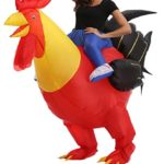 FS-Adult-Child-Chicken-Inflatable-Rider-Costume-Halloween-Cosplay-Suit-0