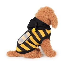 FanQube-Bumble-Bee-Dog-Clothes-Pet-Costume-for-Puppy-and-Cat-0-2