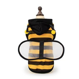 FanQube-Bumble-Bee-Dog-Clothes-Pet-Costume-for-Puppy-and-Cat-0-3