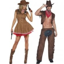 Fancy-Me-Womens-Fever-Cow-Cow-Wild-West-Western-Sheriff-Fancy-Party-Costume-0
