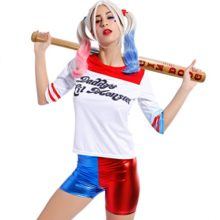 Fashoutlet-Harley-Quinn-Suicide-Daddys-Lil-Monster-Costume-T-Shirt-0