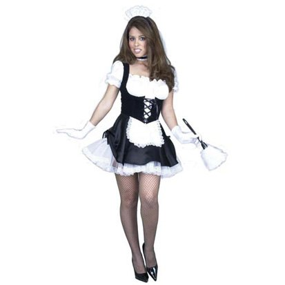 Fe Fe The French Maid Costume