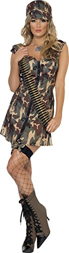 Fever Women's Army Girl