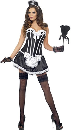 Fever Women's Boutique Maid Costume