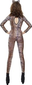Fever-Womens-Tiger-Print-Bodysuit-In-Display-Box-0