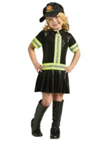 Firefighter Costumes for Girls