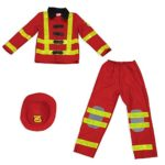 Flamin-Firefighter-Childrens-Halloween-Dress-Up-Theme-Party-Roleplay-Costume-0-2
