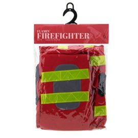 Flamin-Firefighter-Childrens-Halloween-Dress-Up-Theme-Party-Roleplay-Costume-0-3