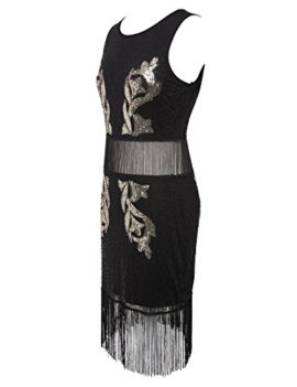 Flapper-Girl-Womens-1920s-Gatsby-Fringed-Sequins-Art-Deco-Flapper-Cocktail-Dress-0-3