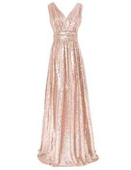 Flapper-Girl-Womens-Sequin-Bridesmaid-Dress-Prom-Banquet-Evening-Formal-Dresses-0-0