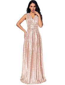 Flapper-Girl-Womens-Sequin-Bridesmaid-Dress-Prom-Banquet-Evening-Formal-Dresses-0