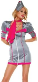 Forplay-Womens-Swanky-Stewardess-Adult-Sized-Costumes-0