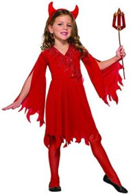 Forum-Novelties-Kids-Delightful-Devil-Girl-Value-Costume-0