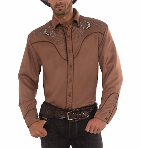 Forum-Novelties-Mens-Deluxe-Adult-Costume-Western-Shirt-0