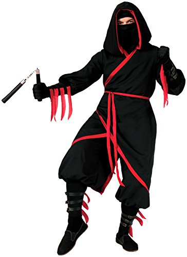 Forum Novelties Men's Rogue Ninja Costume