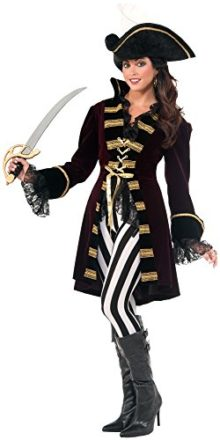 Forum-Novelties-Womens-Captain-Morgana-Costume-0