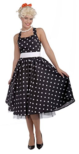 Forum Novelties Women's Flirting with The 50's Polka Dot Cutie