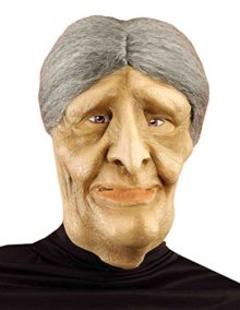 Forum-Novelties-Womens-Old-Lady-Mask-with-Wig-0