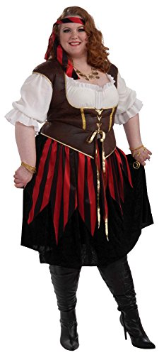Forum Novelties Women's Pirate Lady Costume