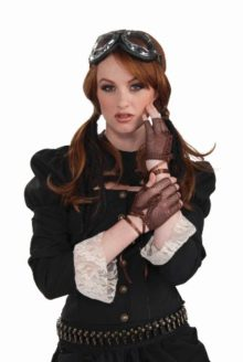 Forum-Novelties-Womens-Steampunk-Fingerless-Gloves-Costume-Accessory-0