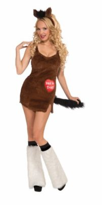 Forum-Novelties-Womens-Totally-Twosome-Hot-To-Trot-Mare-Costume-0