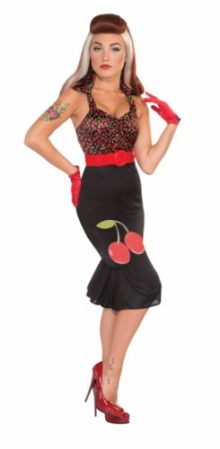 Forum-Retro-Rock-Cherry-Anne-Costume-Dress-0