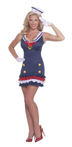 Forum Ship Shape Sailor Girl Costume