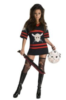Friday-The-13th-Secret-Wishes-Sexy-Miss-Voorhees-Mini-Dress-And-Handbag-Costume-0