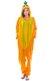 Fruit-Vegetables-Halloween-Xmas-Costume-Adult-Carrot-Jumpsuit-0