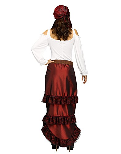 Pirate queen costume