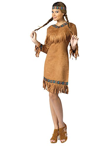 Fun World Women's Native American Costume