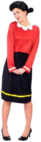 FunWorld Women's Olive Oyl Costume