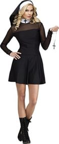GTH-Womens-Catholic-Nun-Habit-Robe-Sexy-Sister-Religious-Fancy-Costume-0