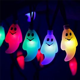 Ghost-String-Lights-30-LEDs-for-Halloween-Easter-Lights-Christmas-Patio-Lawn-Garden-Party-and-Holiday-Decorations-Themed-Lights-Waterproof-30-Leds-Multicolor-0-0