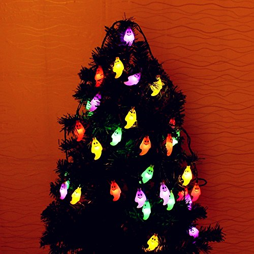 Ghost-String-Lights-30-LEDs-for-Halloween-Easter-Lights-Christmas-Patio-Lawn-Garden-Party-and-Holiday-Decorations-Themed-Lights-Waterproof-30-Leds-Multicolor-0-1
