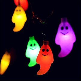 Ghost-String-Lights-30-LEDs-for-Halloween-Easter-Lights-Christmas-Patio-Lawn-Garden-Party-and-Holiday-Decorations-Themed-Lights-Waterproof-30-Leds-Multicolor-0-2