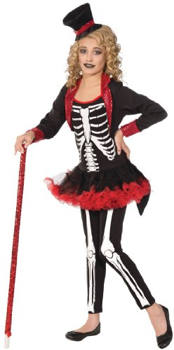 Girl-Ghoul-Miss-Bone-Jangles-Child-Costume-Small-0