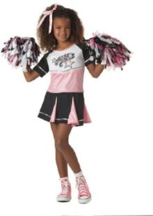 Cheerleader Costumes for Girls