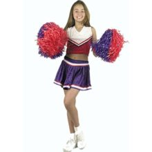 Girls-Cheerleader-Costume-Size-X-small-4-6-0