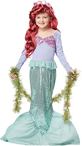 Girls-Halloween-Costume-Little-Mermaid-Kids-Costume-Large-10-12-0