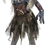 Girls-Halloween-Costume-Zombie-Kids-Costume-Medium-8-10-0