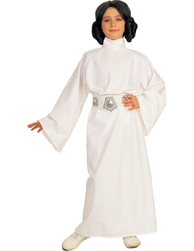 Girl's Princess Leia Costume