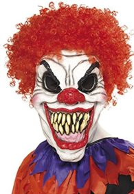 GnG-Toy-joker-Crazy-Creepy-scary-Halloween-Clown-Mask-sinister-smile-red-hair-0