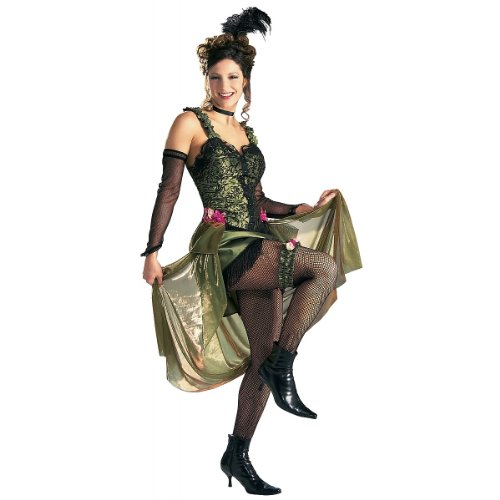 Rubie's Costume Grand Heritage Collection Deluxe Saloon Girl Costume