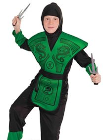 Green-Ninja-Costume-Child-Large-0