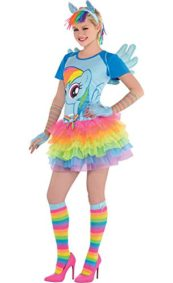 HalloCostume-Adult-Rainbow-Dash-Costume-Deluxe-My-Little-Pony-0