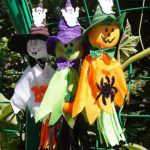 Halloween-Decorations-Ghosts-Doll-Pendants-3-Pack-Decorative-Elements-of-Pumpkins-Ghosts-and-Spidersfor-HomeBarsSupermarket-Decorations-0-0