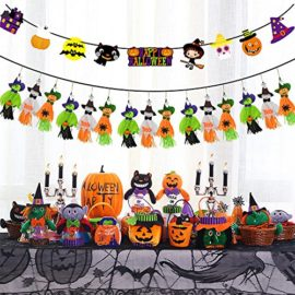 Halloween-Decorations-Ghosts-Doll-Pendants-3-Pack-Decorative-Elements-of-Pumpkins-Ghosts-and-Spidersfor-HomeBarsSupermarket-Decorations-0-1