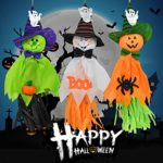 Halloween-Decorations-Ghosts-Doll-Pendants-3-Pack-Decorative-Elements-of-Pumpkins-Ghosts-and-Spidersfor-HomeBarsSupermarket-Decorations-0